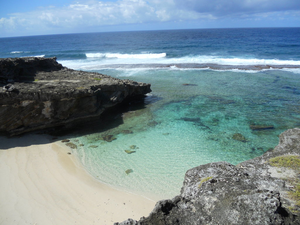 Anse Bouteille - Rod Fishing Club - Ile Rodrigues - Maurice - Océan Indien