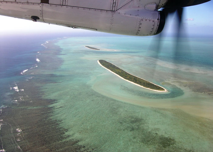 Arriving in Rodrigues Island - Rod Fishing Club - Rodrigues Island - Mauritius - Indian Ocean