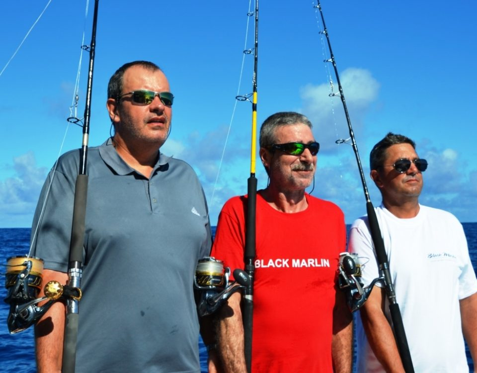Heavy Spinning Team - Rod Fishing Club - Ile Rodrigues - Maurice - Océan Indien