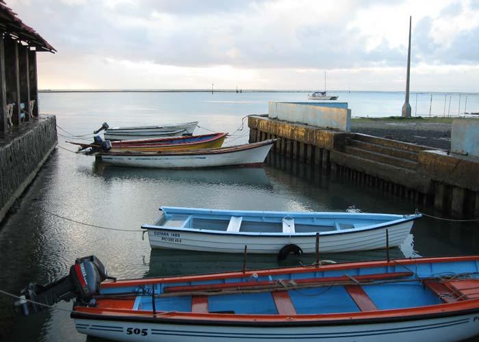 Port Mathurin - Rod Fishing Club - Rodrigues Island - Mauritius - Indian Ocean