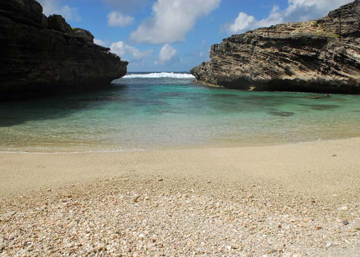Trou d'Argent - Rod Fishing Club - Rodrigues Island - Mauritius - Indian Ocean