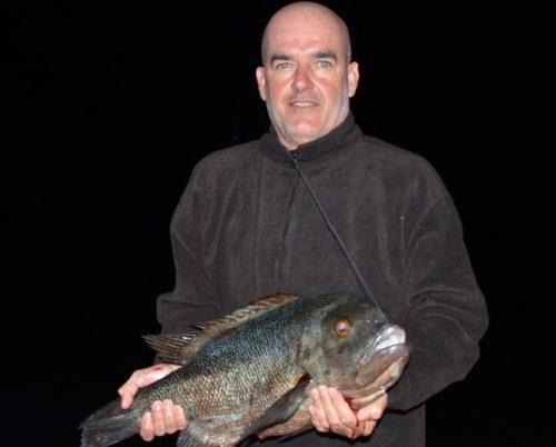 carpe en palangrotte nocturne - Rod Fishing Club - Ile Rodrigues - Maurice - Océan Indien
