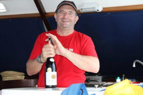 il est très important de ne pas perdre la main - Rod Fishing Club - Ile Rodrigues - Maurice - Océan Indien