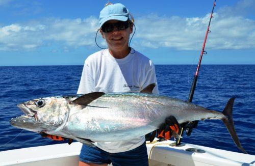 17kg doggy - Rod Fishing Club - Rodrigues Island - Mauritius - Indian Ocean
