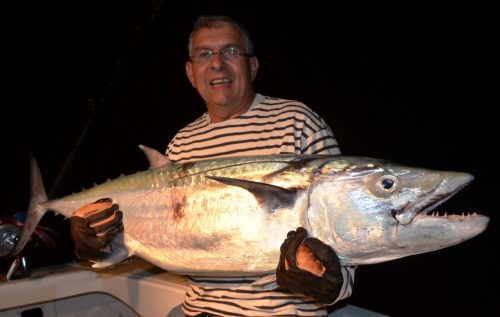 27kg doggy - Rod Fishing Club - Rodrigues Island - Mauritius - Indian Ocean