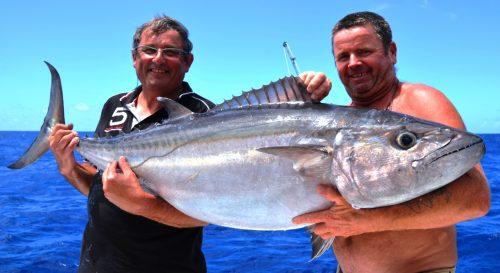 35kg doggy - Rod Fishing Club - Rodrigues Island - Mauritius - Indian Ocean