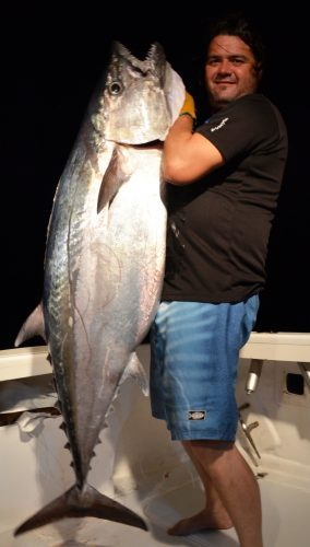 43kg doggy - Rod Fishing Club - Rodrigues Island - Mauritius - Indian Ocean