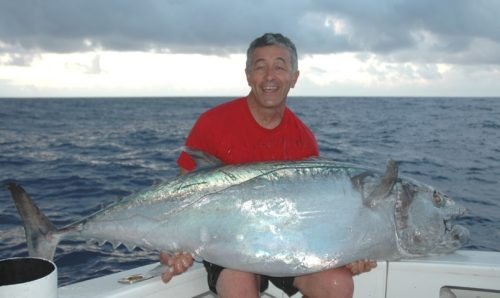 62.5kg doggy - Rod Fishing Club - Rodrigues Island - Mauritius - Indian Ocean