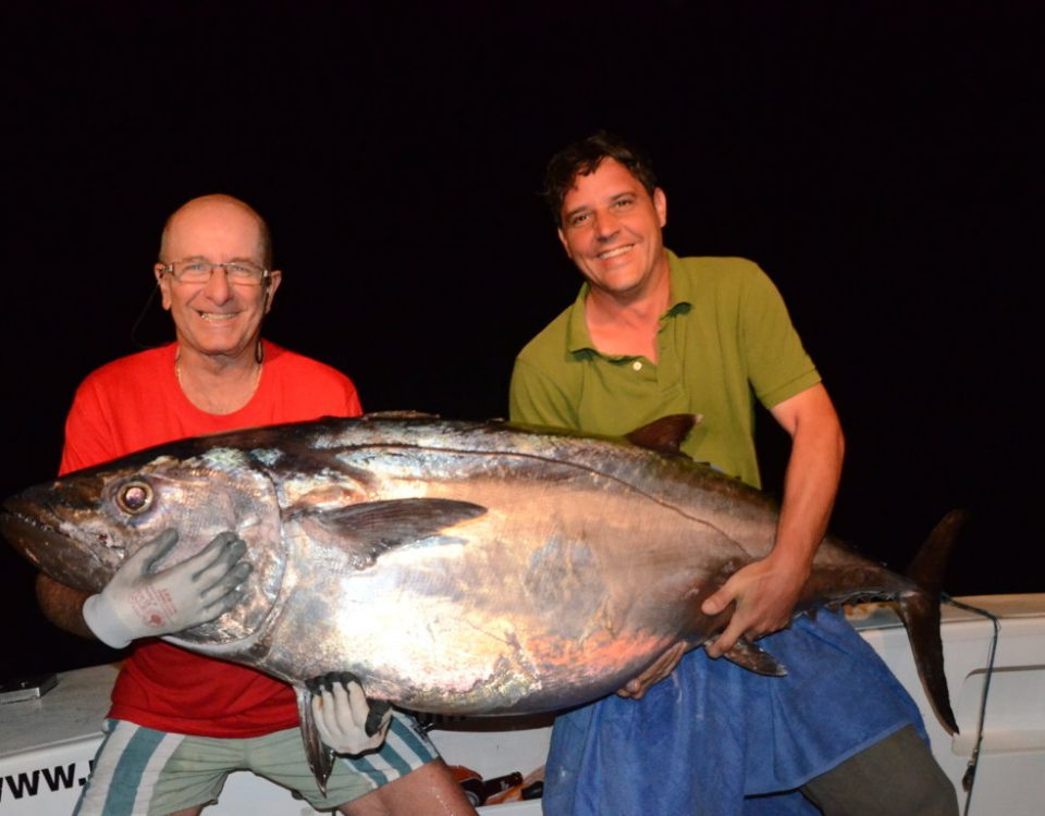 62kg doggy - Rod Fishing Club - Rodrigues Island - Mauritius - Indian Ocean