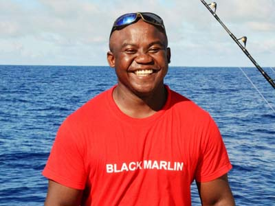 Michael - Rod Fishing Club - Ile Rodrigues - Maurice - Océan Indien