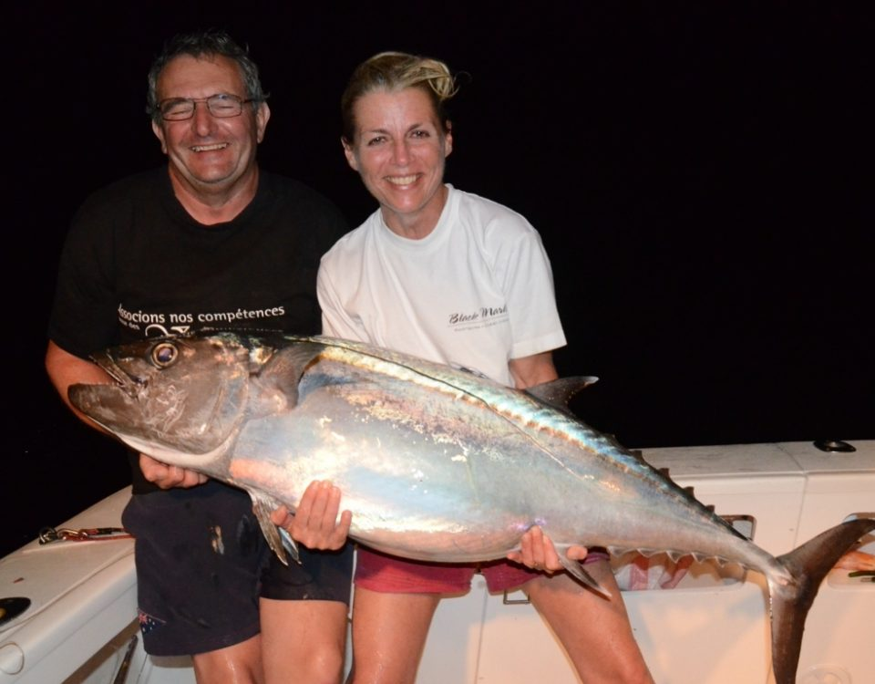 Nice night doggy by Christine - Rod Fishing Club - Rodrigues Island - Mauritius - Indian Ocean