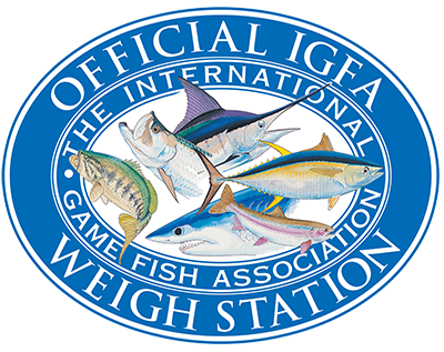 Official Weigh Station - Rod Fishing Club - Rodrigues Island - Mauritius - Indian Ocean