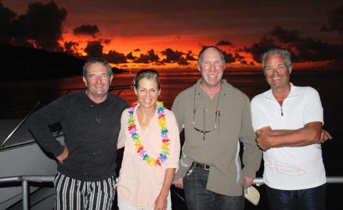 Pics team - Rod Fishing Club - Rodrigues Island - Mauritius - Indian Ocean