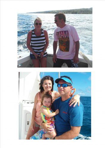 Pirates Lodge Team - Rod Fishing Club - Rodrigues Island - Mauritius - Indian Ocean