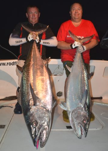 The 200th doggy over 50kg caught on Black Marlin - Rod Fishing Club - Rodrigues Island - Mauritius - Indian Ocean