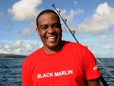 Toc - Rod Fishing Club - Ile Rodrigues - Maurice - Océan Indien