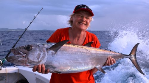 doggy - Rod Fishing Club - Rodrigues Island - Mauritius - Indian Ocean