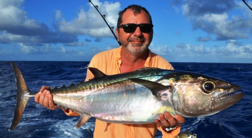 doggy - Rod Fishing Club - Rodrigues Island - Mauritius - Indian Ocean