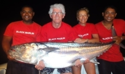 doggy de 49kg - Rod Fishing Club - Ile Rodrigues - Maurice - Océan Indien