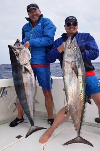 family doggies pic- Rod Fishing Club - Rodrigues Island - Mauritius - Indian Ocean