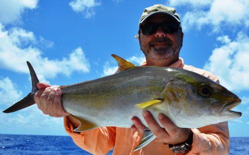 seriola - Rod Fishing Club - Rodrigues Island - Mauritius - Indian Ocean