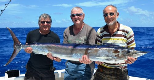 spearfish - Rod Fishing Club - Rodrigues Island - Mauritius - Indian Ocean