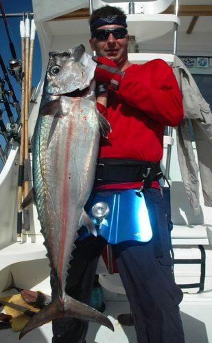 thon à dents de chien - Rod Fishing Club - Ile Rodrigues - Maurice - Océan Indien