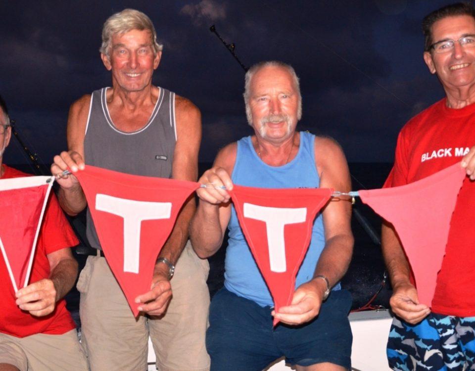 Beau tableau pour la DBGFT - Rod Fishing Club - Ile Rodrigues - Maurice - Océan Indien