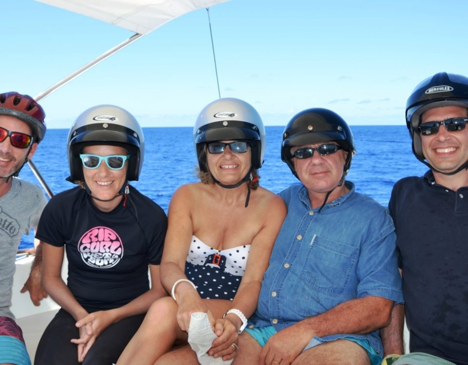 Daft Punck Team - Rod Fishing Club - Rodrigues Island - Mauritius - Indian Ocean