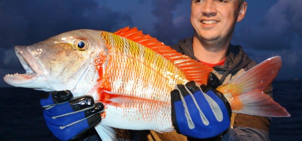 Dame Berri (Lethrinus mahsena) - - Rod Fishing Club - Rodrigues Island - Mauritius - Indian Ocean