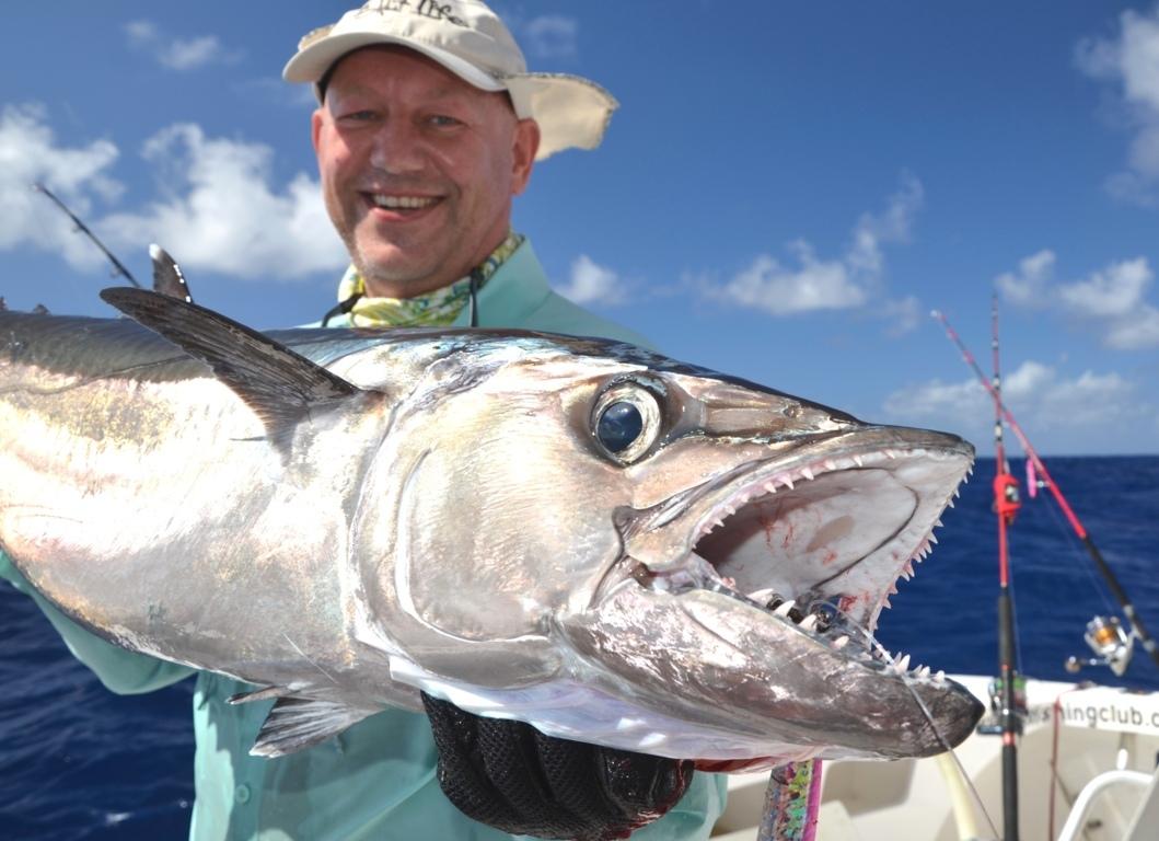 Dogtooth tuna on jigging for igor rod fishing club for Fishing for tuna
