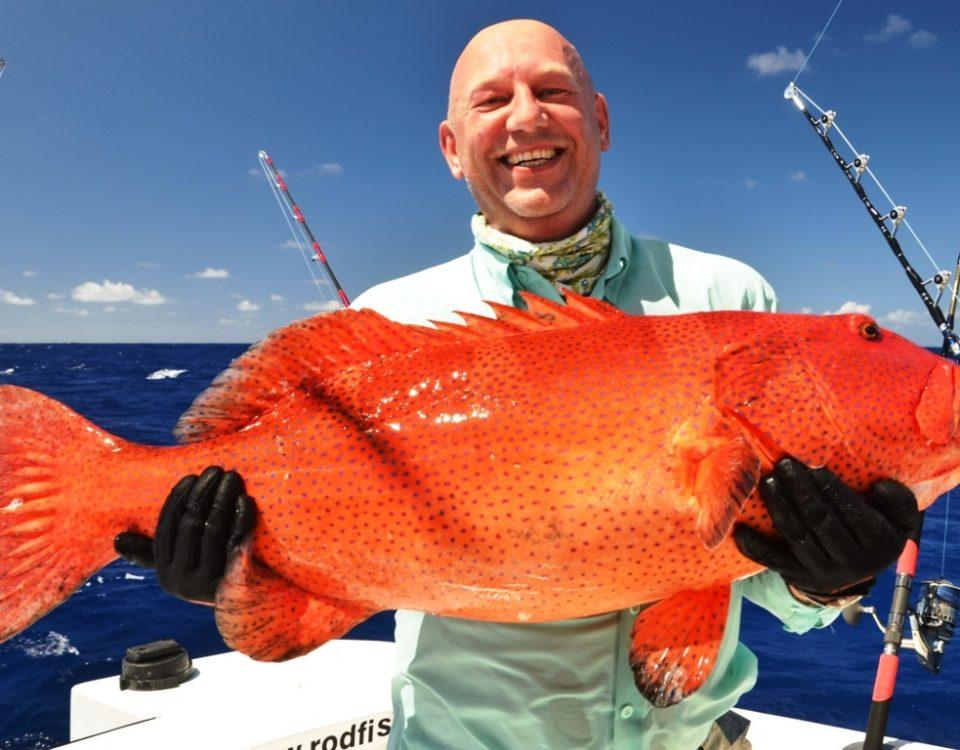 Igor, la machine à jigger - Rod Fishing Club - Ile Rodrigues - Maurice - Océan Indien