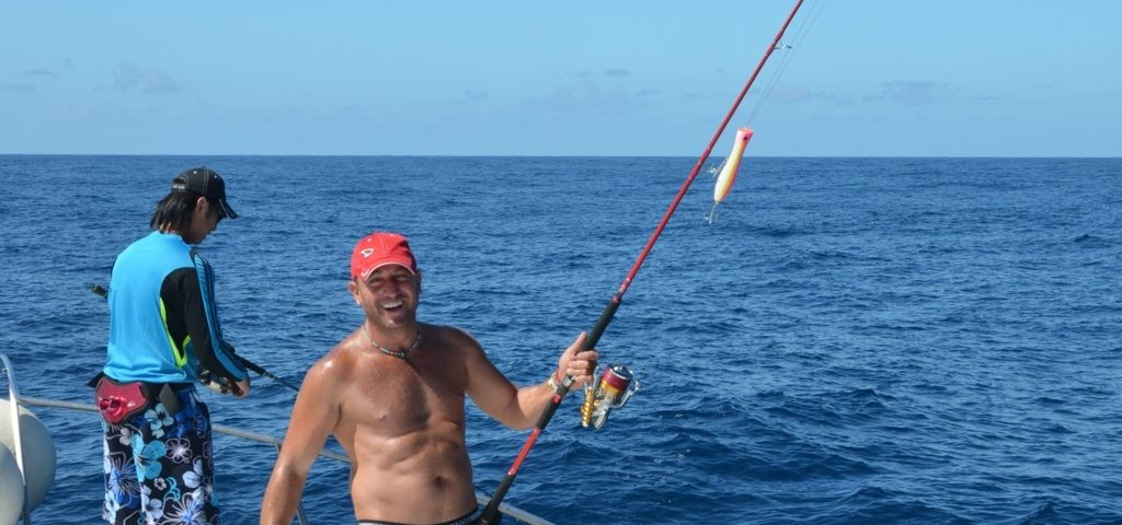 Jigging Master Israel - Rod Fishing Club -Rodrigues Island - Mauritius - Indian Ocean
