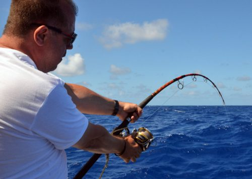 fight-with-a-yellowfin-tuna-on-heavy-spinning-with-a-pedro-custom-rod