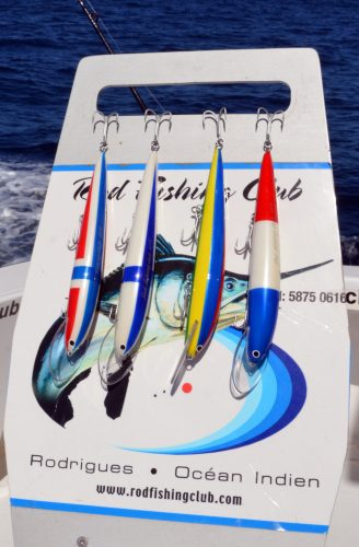 artificial-lure-karikko-with-the-international-flags-rod-fishing-club-rodrigues-island-mauritius-indian-ocean