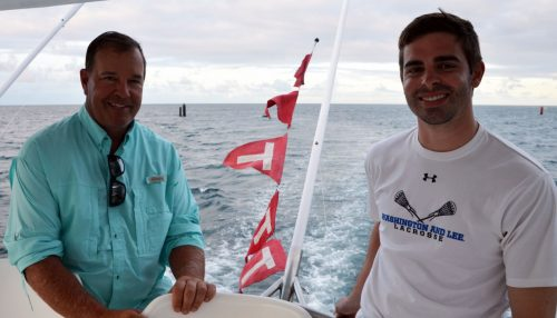 5 released marlins for Bill and Mark - www.rodfishingclub.com - Mauritius - Indian Ocean