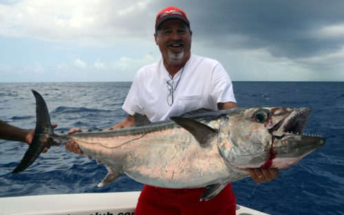 31kg doggy on baiting by Silvano - www.rodfishingclub.com - Rodrigues Island - Mauritius - Indian Ocean