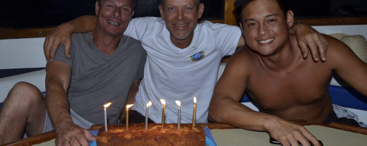 La Toxic team pour l anniversaire de Denis - www.rodfishingclub.com - Rodrigues - Maurice - Océan Indien