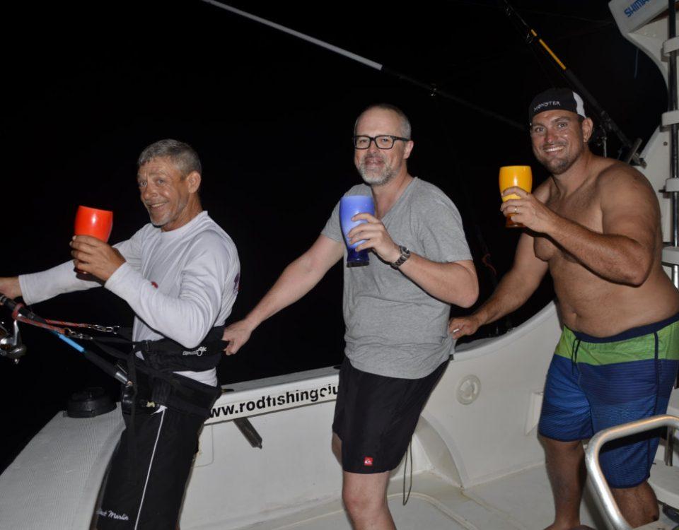 En plein effort - www.rodfishingclub.com - Rodrigues - Maurice - Océan Indien