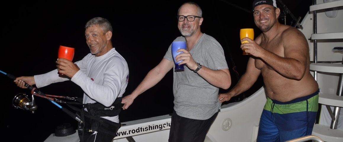 Hard fight - www.rodfishingclub.com - Rodrigues - Mauritius - Indian Ocean