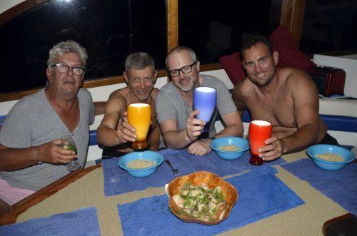 La Team F13 - www.rodfishingclub.com - Rodrigues - Maurice - Océan Indien