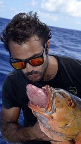 Charming kiss - www.rodfishingclub.com - Rodrigues - Mauritius - Indian Ocean