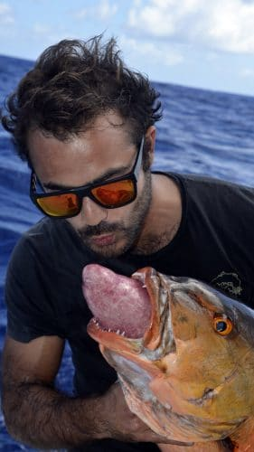 bisous - www.rodfishingclub.com - Rodrigues - Maurice - Océan Indien