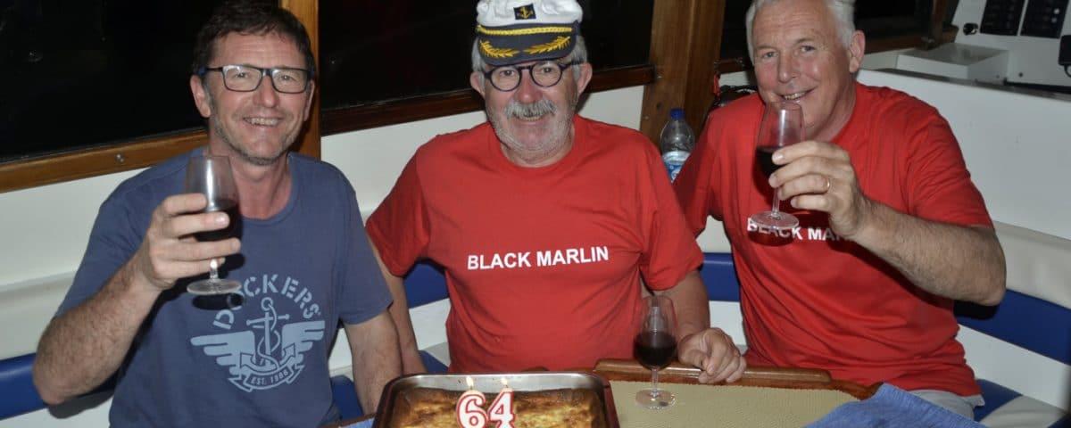 Happy birthday Herve - www.rodfishingclub.com - Rodrigues - Mauritius - Indian Ocean
