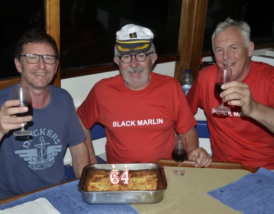 Joyeux anniversaire Herve - www.rodfishingclub.com - Rodrigues - Maurice - Ocean Indien