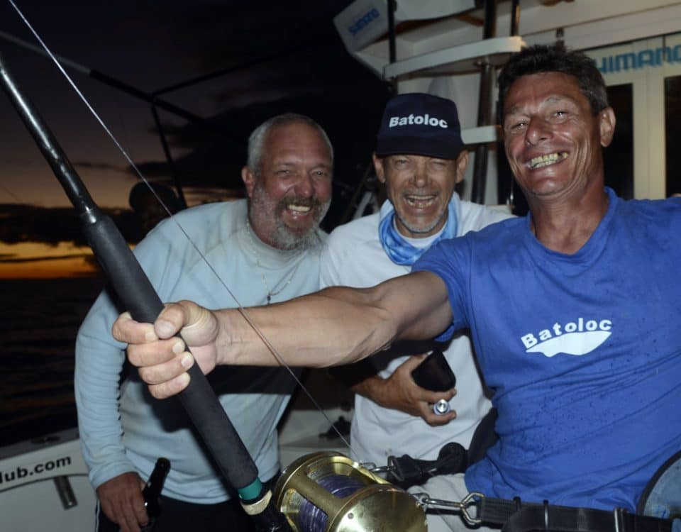 Batoloc Dream Team - www.rodfishingclub.com - Rodrigues - Maurice - Océan Indien