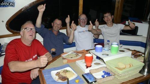 A table!-www.rodfishingclub.com - Rodrigues - Mauri