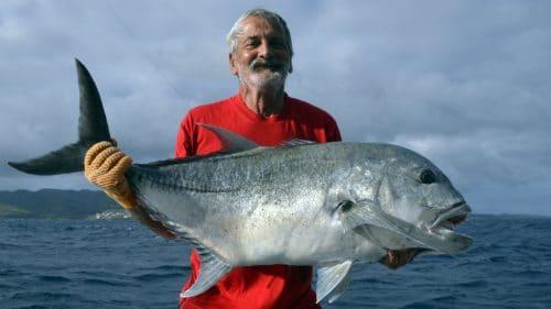 GT on jigging by JC - www.rodfishingclub.com - Rodrigues - Mauritius - Indian Ocean
