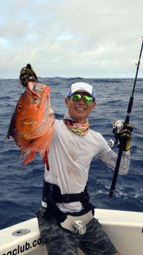 Gros probleme de requin - www.rodfishingclub.com - Rodrigues - Maurice - Océan Indien