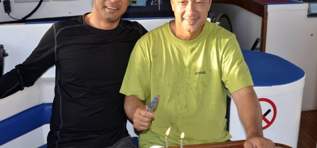Happy birthday Gerard - www.rodfishingclub.com - Rodrigues - Mauritius - Indian Ocean